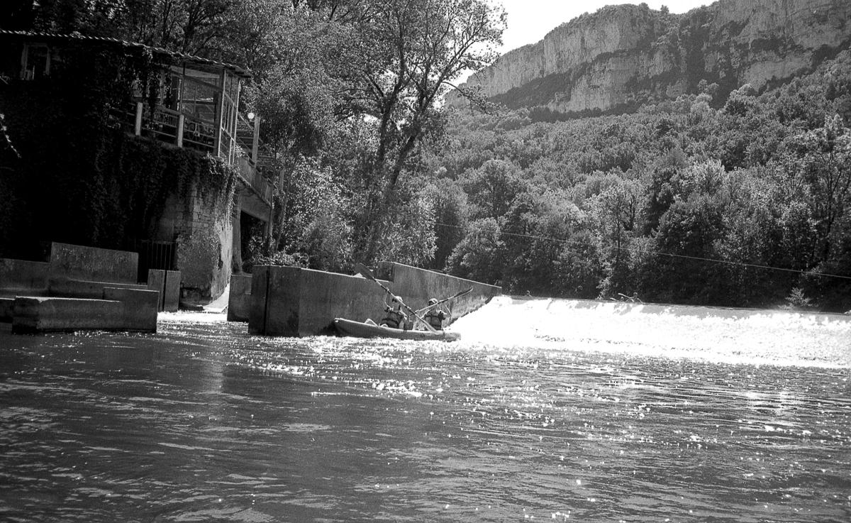 Canoë dans le Tarn et Garonne