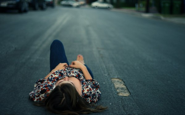 People_Different_people_Has_a_rest_on_road_028699_