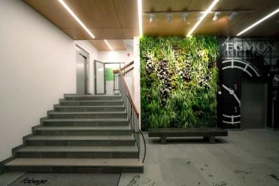 Fabege's office Solna, Stockholm