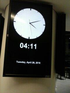 La hora en Auckland