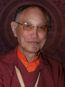 Venerable Lama Chime Rinpoche