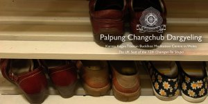 Palpung Wales Shoe Shelf
