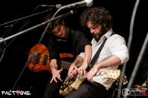 Tributo a Pink Floyd por Calle Santiago