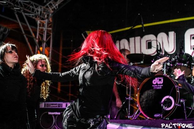6ta Edición de los premios Union Rock Show Fotos por: Julio Lovera   https://www.instagram.com/jloverafotos/