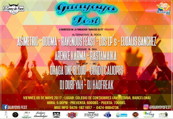 Guayoyo Fest