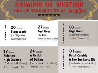 El cine Western