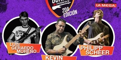 Latin Guitar Experience