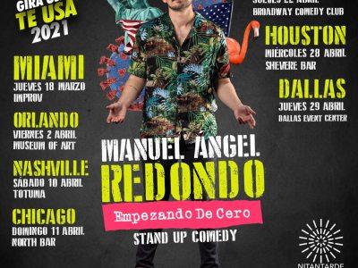 Manuel Angel Redondo
