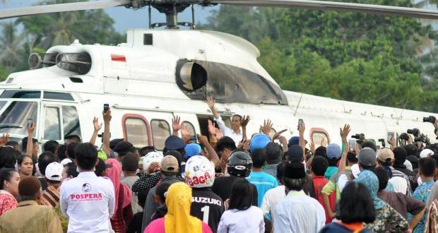 Jokowi Resmikan Smelter Terbesar di Dunia