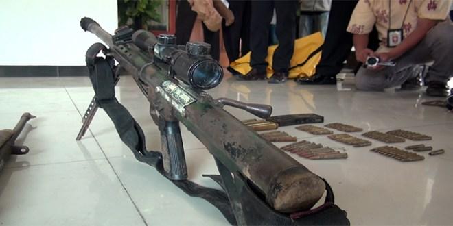 Inilah Senjata Anti Tank Milik Kelompok Santoso