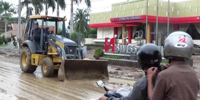 Palu Terancam Longsor, Sulteng Siaga Banjir