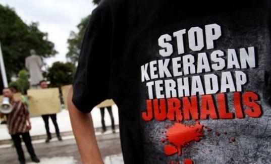 2016, Lima Kasus Kekerasan Terhadap Jurnalis Dilapor ke AJI