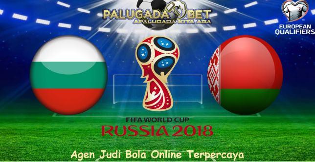 Prediksi Bulgaria vs Belarusia (Kualifikasi WC 2018) 14 November 2016 - PLG