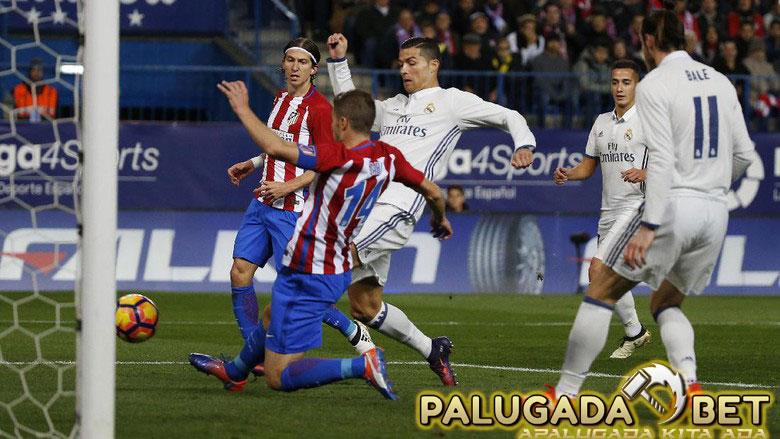 Hat-trick Ronaldo Berhasil Taklukkan Atletico 3-0 - PLG
