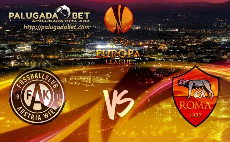 Agen Taruhan Bola - Prediksi Austria Wien vs AS Roma 4 November 2016 (Europa League Grup E)