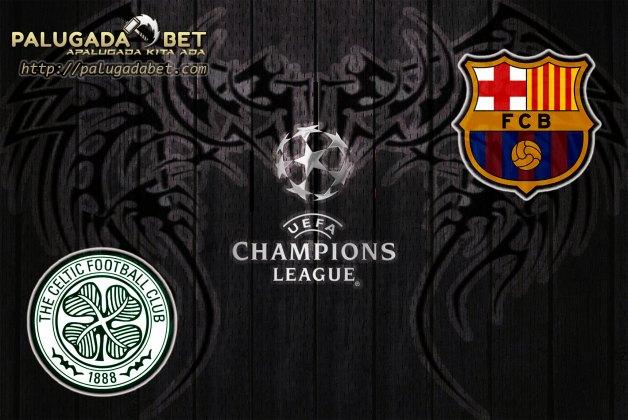 Prediksi Celtic vs Barcelona 24 November 2016 (Liga Champion)