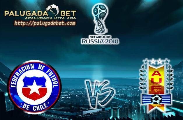 Prediksi Chile vs Uruguay 16 November 2016 (Kualifikasi World Cup)