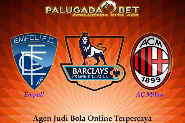 Prediksi Empoli vs AC Milan 27 November 2016 (Liga Serie A) - PLG