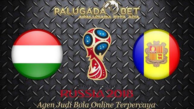 Prediksi Hungaria vs Andorra (Kualifikasi WC 2018) 14 November 2016 - PLG
