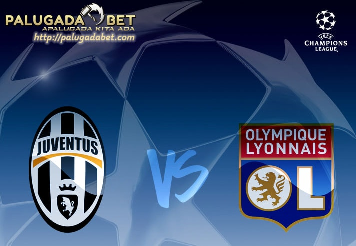 Agen Taruhan Bola - Prediksi Juventus vs Lyon 3 November 2016