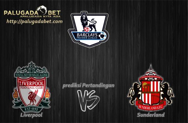 Prediksi Liverpool vs Sunderland 26 November 2016 (Liga Inggris)