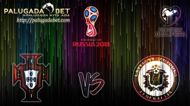 Prediksi Portugal vs Latvia 14 November 2016 (Kualifikasi World Cup)