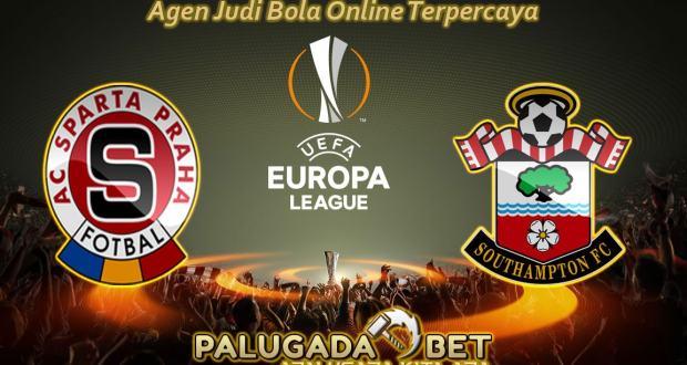 Prediksi Sparta Praha vs Southampton (Liga Europa) 25 November 2016 - PLG