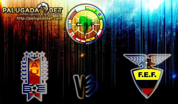 Prediksi Uruguay vs Ekuador 11 November 2016 (Kualifikasi WC Conmebol)