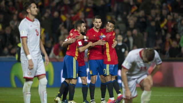 Agen Taruhan Bola - spanyol-vs-makedonia