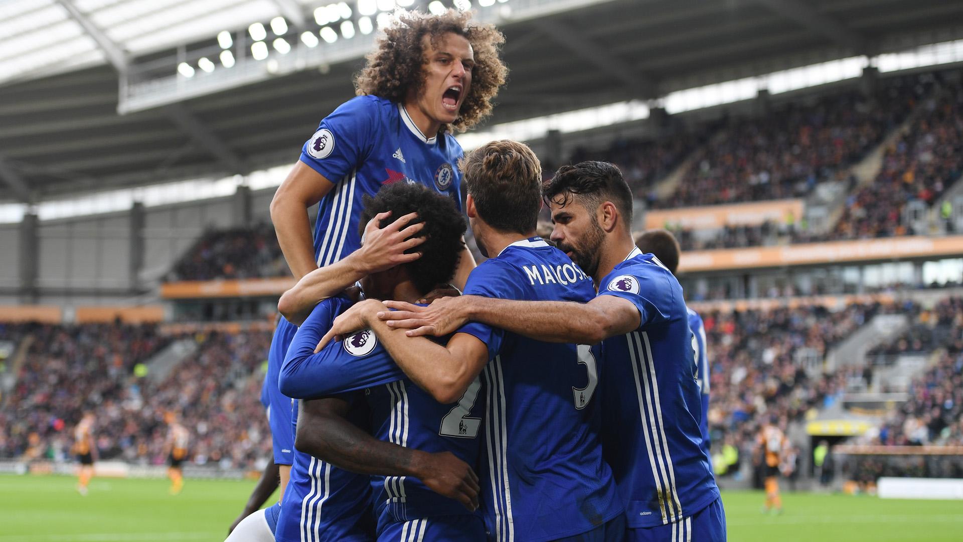 Agen Taruhan Bola - Hasil Pertandingan Chelsea vs Everton