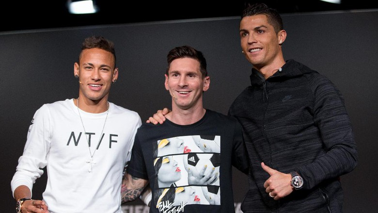 Agen Taruhan Bola - 23 Kandidat Pemain Terbaik FIFA
