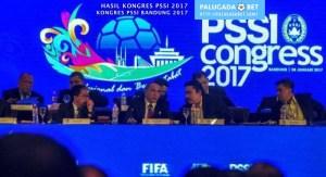 PSSI Kongres 2017 Bandung