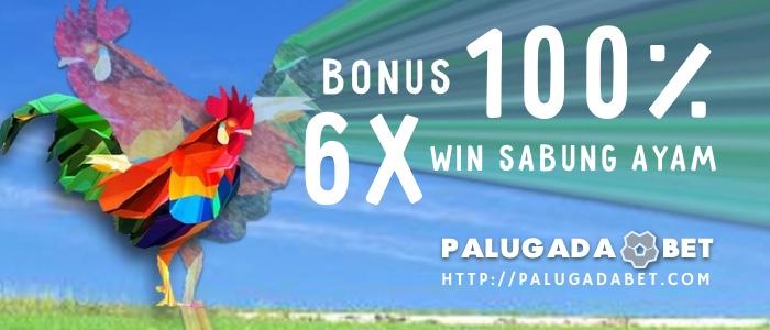 Agen Sabung Ayam PALUGADABET bagi-bagi uang Rp 25.000,- kepada member Sabung Ayam - Page 3 Palugada-promo-ayam-win
