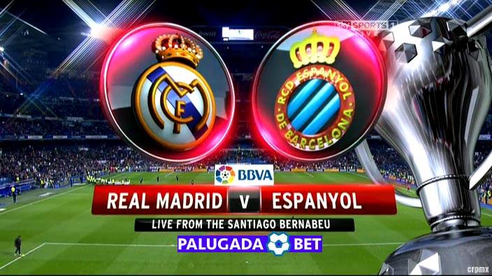 Prediksi Skor Real Madrid vs Espanyol 18 Febuari 2017