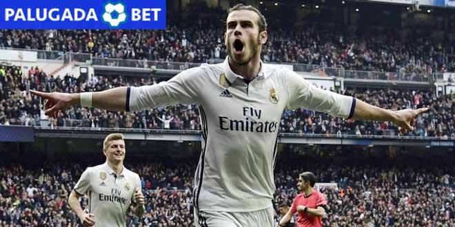Sebelum Membobol Gawang Lawan, Bale Dapat Bisikan Dari Zidane