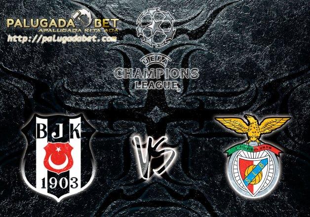 Prediksi Besiktas vs Benfica 24 November 2016 (Liga Champion)