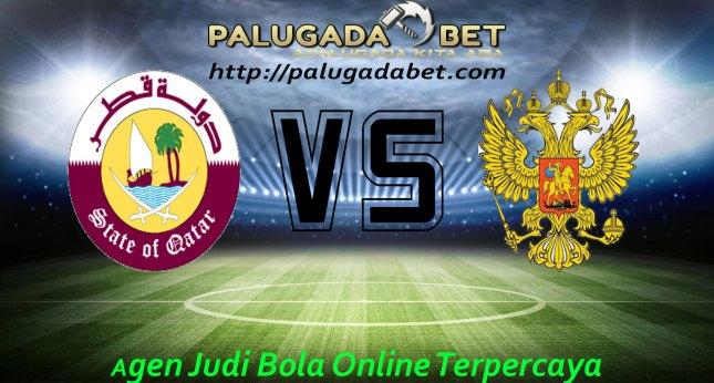 Prediksi Qatar vs Rusia (Laga Uji Coba) 10 November 2016 - PLG
