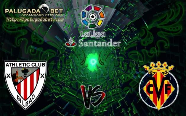 Prediksi Athletic Bilbao vs Villarreal 21 November 2016 (LaLiga Santander)