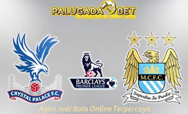 Prediksi Crystal Palace vs Manchester City (Liga Inggris) 19 November 2016 - PLG