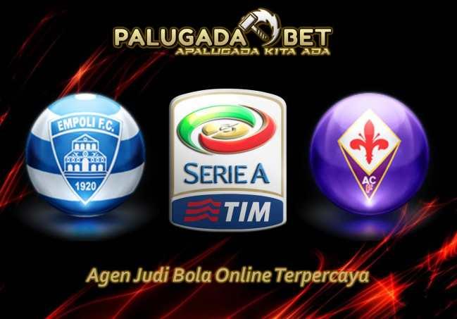Prediksi Empoli vs Fiorentina (Liga Italia) 20 November 2016 - PLG