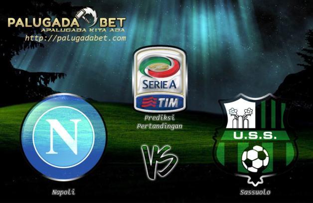 Prediksi Napoli vs Sassuolo 29 November 2016 (Serie A)