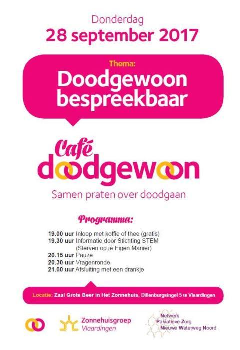 Café Doodgewoon Vlaardingen