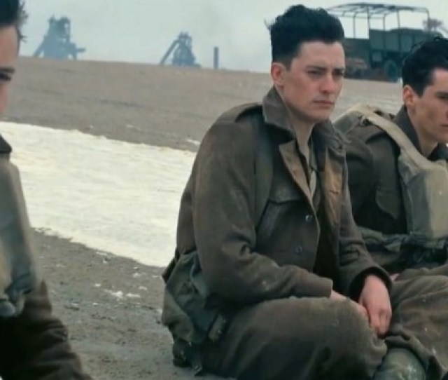 Dunkirk Offers A Nuanced Glimpse Of War
