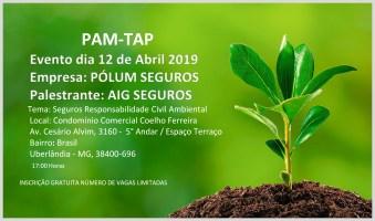 PAM-TAP Reunião Evento Pólum Seguros