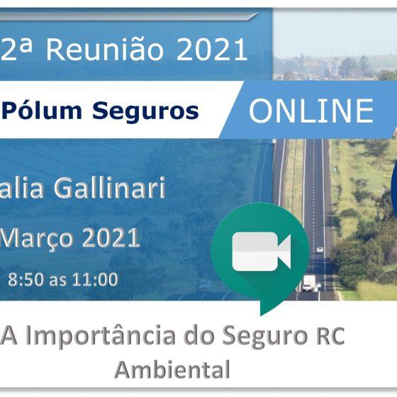 2ª Reunião PAM-TAP Pólum Seguros 2021 Online