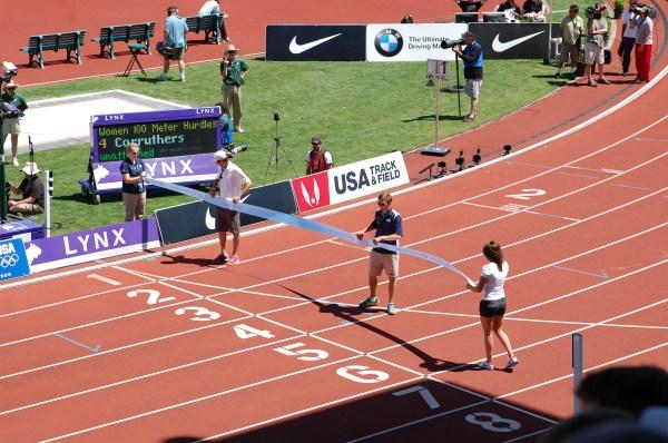 finish line | Chanman's Blog