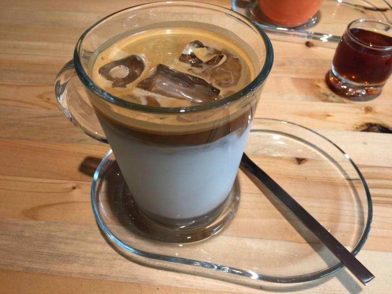 我心目中台南的第一名拿鐵咖啡