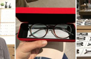 JINS 眼鏡 配鏡體驗開箱