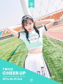 cheer up nayeon