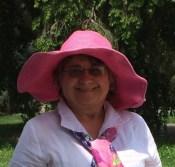 Pam-Pink Hat - 04-08-17